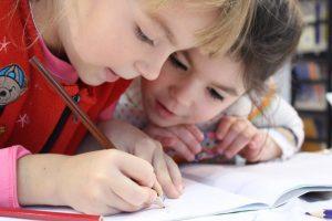 writing-kids